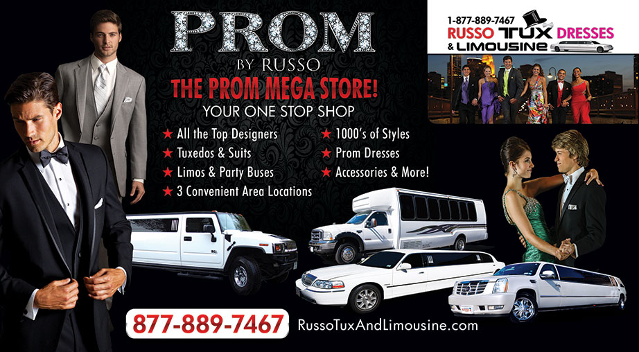 Discount Prom Limos, Dresses, Tuxedos Boston